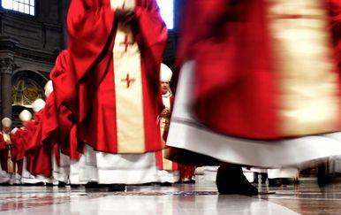 Trojica kardinala otišla su s dužnosti (Foto: AFP)