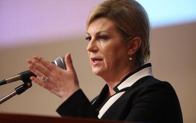 Kolinda Grabar-Kitarović (Foto: Nel Pavletic/PIXSELL)