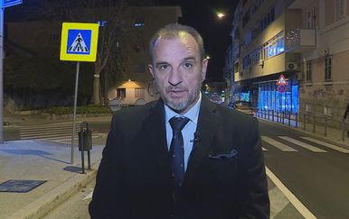 Dr. Tonći Prodan, stručnjak za terorizam (Foto: Dnevnik.hr)