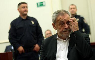Milan Bandić na suđenju (Borna Filic/PIXSELL)