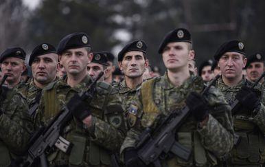 Vojska Kosova (Foto: AFP)