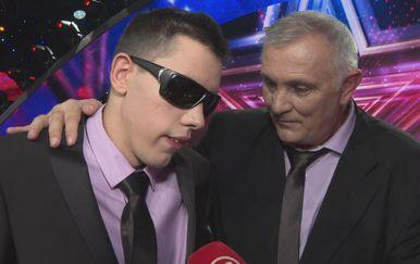 Denis i Nebojša Barta (Foto Dnevnik.hr)