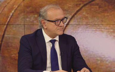 Ministar pravosuđa Dražen Bošnjaković (Foto: Dnevnik.hr)