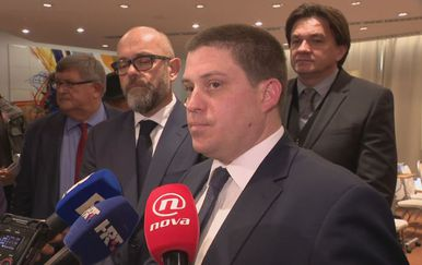 Ministar mora prometa i infrastrukture Oleg Butković (Foto: Dnevnik.hr)