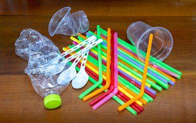 Jednokratni plastični predmeti (Foto: Getty Images)