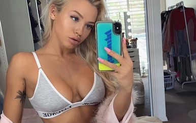 Tammy Hembrow (FOTO: Instagram)