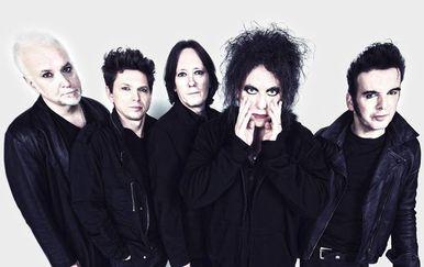 Britanske legende The Cure na INmusic festivalu (Foto: PR)