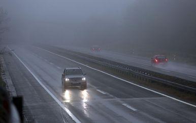 Autocesta, ilustracija (Foto: Goran Kovacic/PIXSELL)