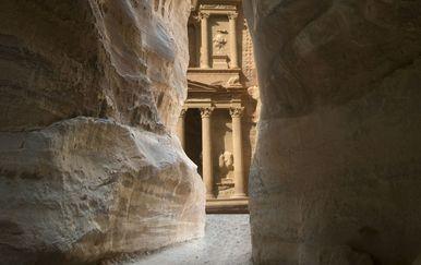 Siq, Petra, Jordan - 2