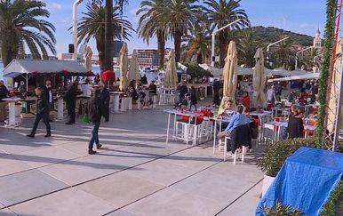 Turizam i infrastruktura u Splitu (Foto: Dnevnik.hr) - 1