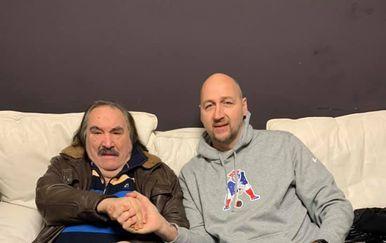 Mišo Kovač, Dino Rađa (Foto: Facebook)