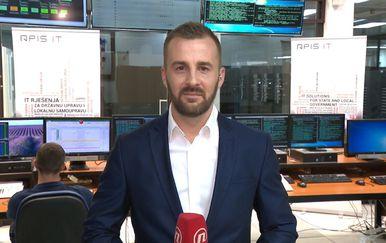 Vjekoslav Đaić uživo iz APIS-a (Foto: Dnevnik.hr)