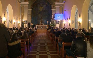 Misa na Božić (Foto: Dnevnik.hr)