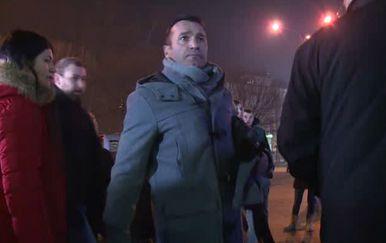 Otac Davida Davor Dragičević na prosvjedu (Foto: Dnevnik.hr) - 4