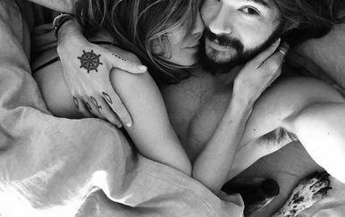 Heidi Klum, Tom Kaulitz (Foto: Instagram)
