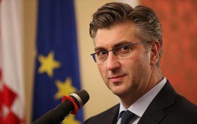 Andrej Plenković (Foto: Matija Habljak/PIXSELL)