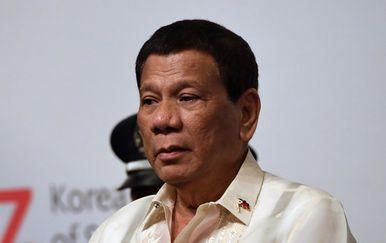 Rodrigo Duterte (Foto: AFP)