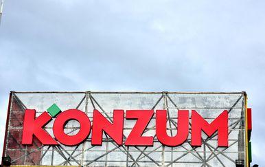 Konzum dobiva novo ime (Foto: Hrvoje Jelavic/PIXSELL)