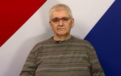 Predsjednički kandidat Anto Đapić