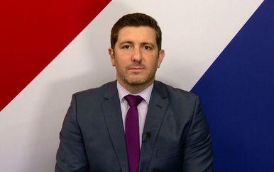 Predsjednički kandidat Dejan Kovač
