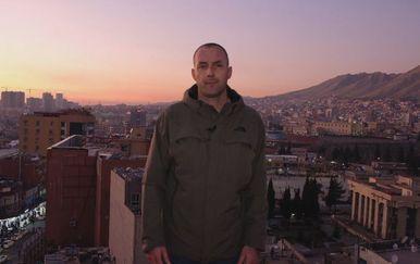 Zoran Marinović na sjeveru Sirije