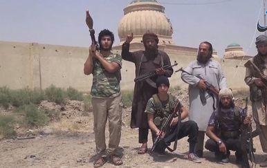 Borci ISIL-a - 2
