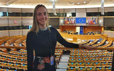 Valentina Beg u Bruxellesu