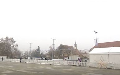 Klizalište u Varaždinu