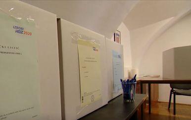 Glasačke kutije HDZ-a