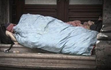 Beskućnik, ilustracija - 3
