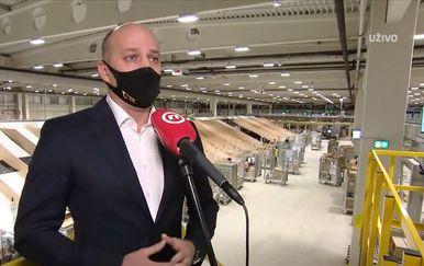 Ivan Čulo, predjsednik uprave Hrvatske pošte