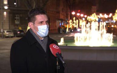 Zvonimir Troskot, kandidat Mosta za gradonačelnika Zagreba