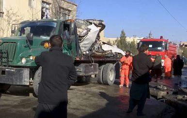 Bombaški napad u Afganistanu - 1