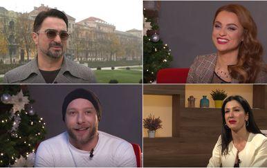 Mario Roth, Antonija Šola, Joško Čagalj Jole i Ana Rucner