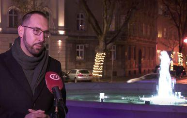 Tomislav Tomašević, kandidat za gradonačelnika Zagreba