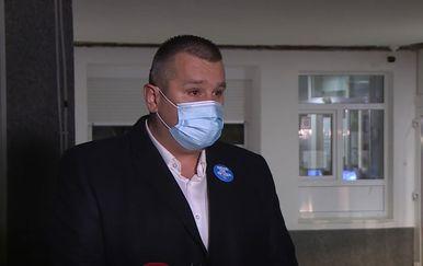 Hrvoje Šimić, ravnatelj Opće županijske bolnice Našice