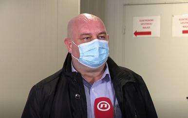 Dobrica Rončević, glavni epidemiolog Primorsko-goranske županije