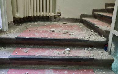 Posljedice potresa u Klinici za dječje bolesit u Klaićevoj - 3