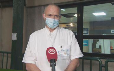 Davor Vagić, novi ravnatelj KBC-a Sestre milosrdnice