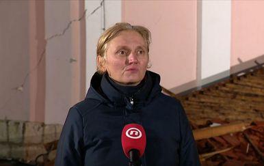 Klementina Karanović, načelnica Općine Majur