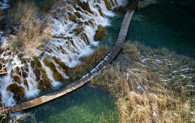 Plitvička jezera (Foto: Davor Puklavec/PIXSELL)