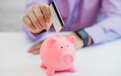 Bankovna kartica (Foto: Thinkstock)