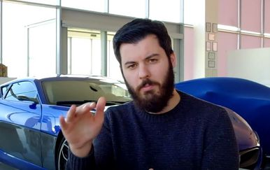 Mate Rimac (Screenshot: YouTube)