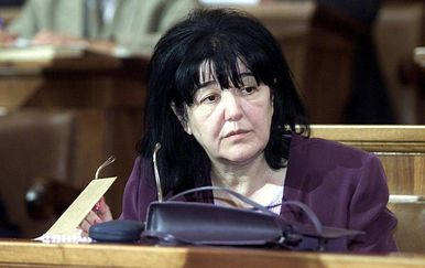 Mira Marković (Foto: AFP)