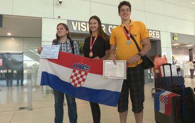 Bolja Hrvatska: Učenik s osam olimpijskih medalja u znanju (Video: Dnevnik Nove TV) - 1