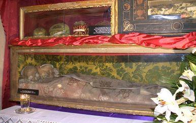 Kost svetog Valentina (Foto: Dnevnik.hr) - 2