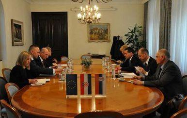 Održan drugi sastanak koordinatora Hrvatske i Srbije za rješavanje otvorenih pitanja (Foto: MVEP)