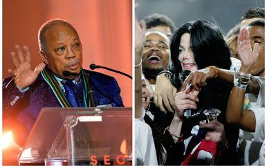 Quincy Jones, Michael Jackson (FOTO: Getty)