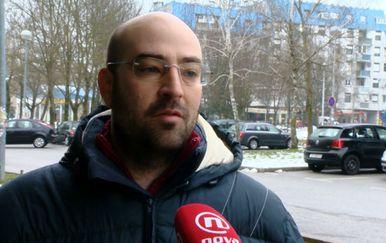 Sven Marcelić (Foto: Dnevnik.hr)