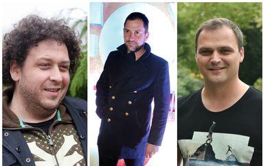 Mladen Badovinac, Goran Bogdan i Kristian Novak ujedinili su snage kao ambasadori kampanje (PO)DRŽI ME ZA JEZIK (Foto: Pixell)